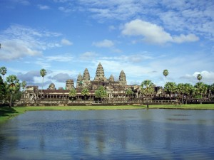 Templo Angkor Wat Camboya